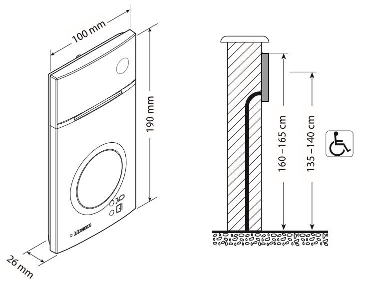 bticino door entry wiring diagram free download  u2022 playapk co